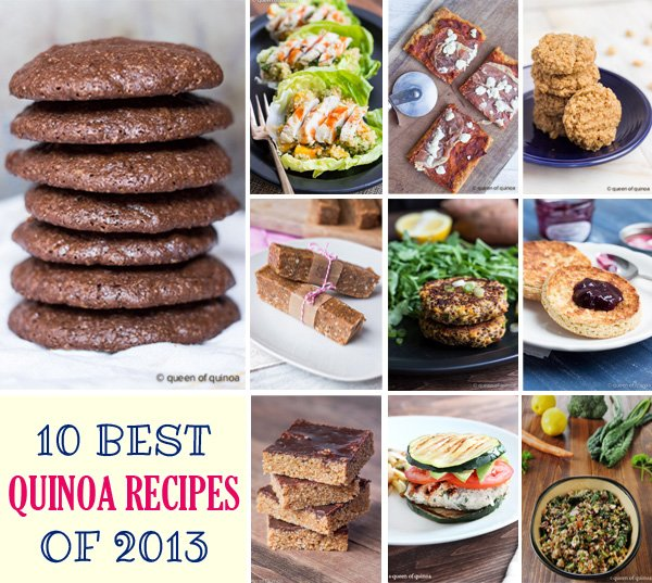 Top 10 Best Quinoa Recipes of 2013