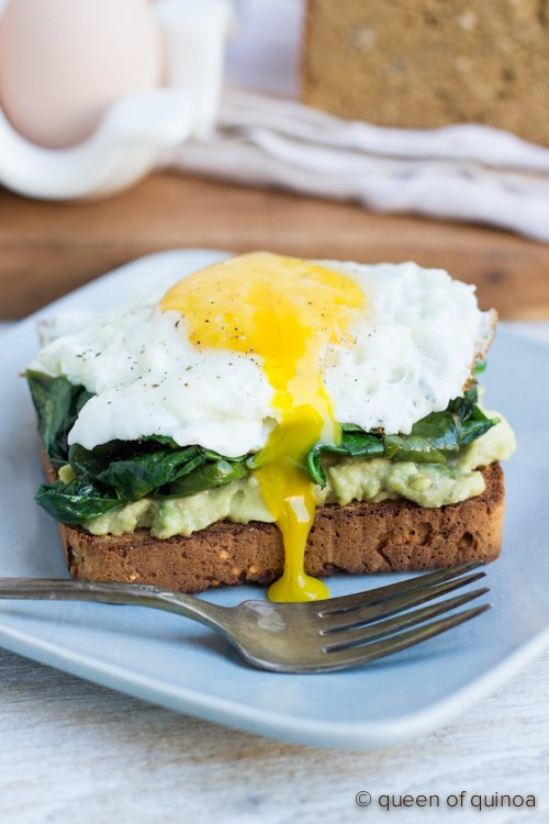 Easy Gluten Free Breakfast Sandwich