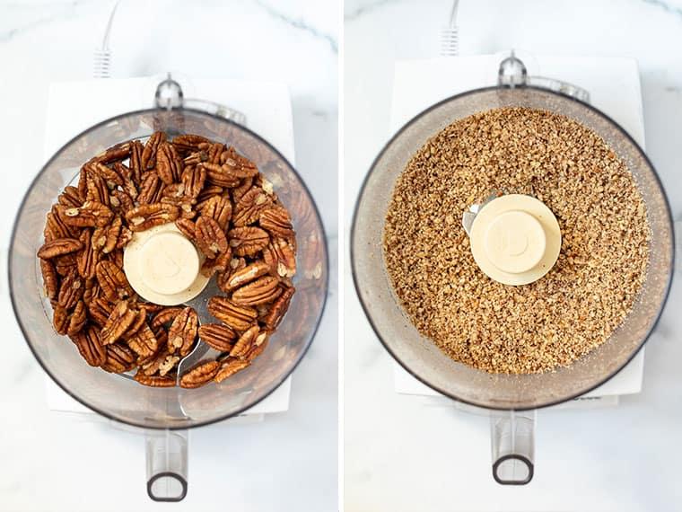 How to Make Pecan Crust