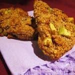 Gluten-free Apple Ginger Scones