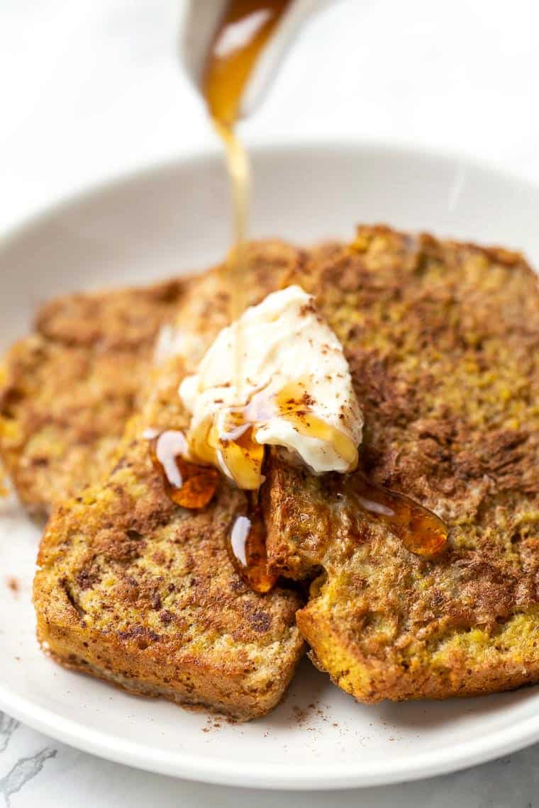 Easy Gluten-Free French Toast