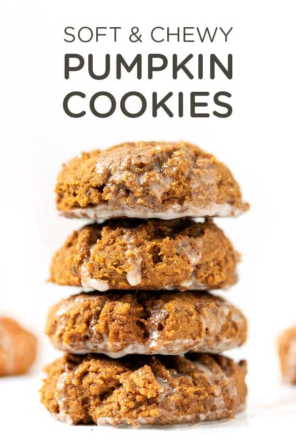 Healthy Gluten-Free Cookies with Pumpkin