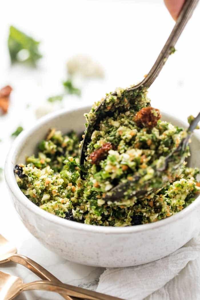 homemade version of whole foods detox salad recipe