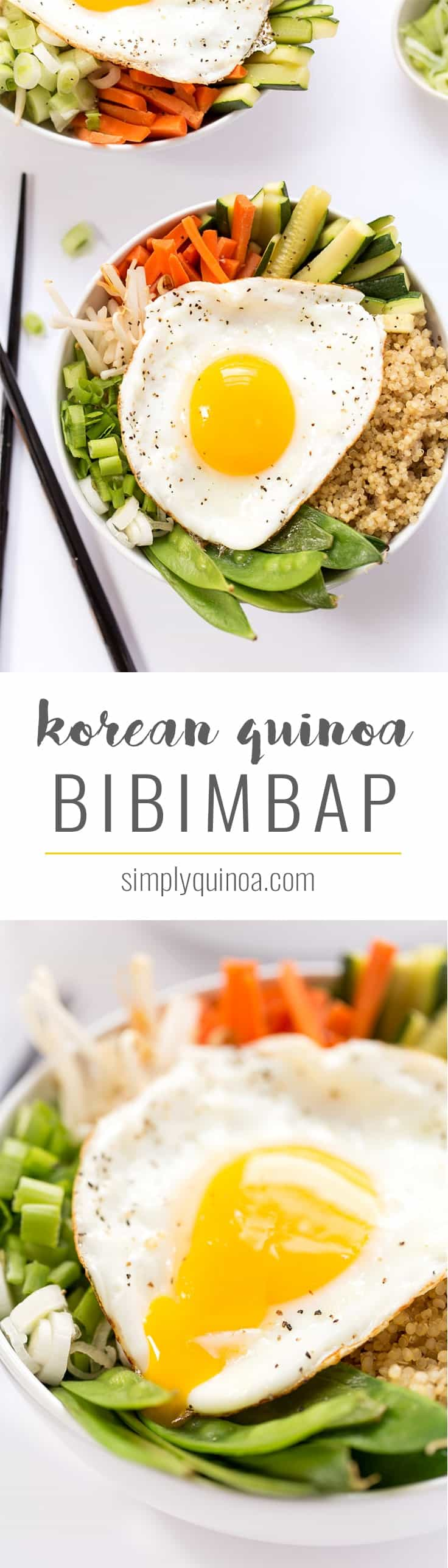 A Healthy Spin On This Korean Staple, This Quinoa Bibimbap, Made With  Fluffy Quinoa How To Cook