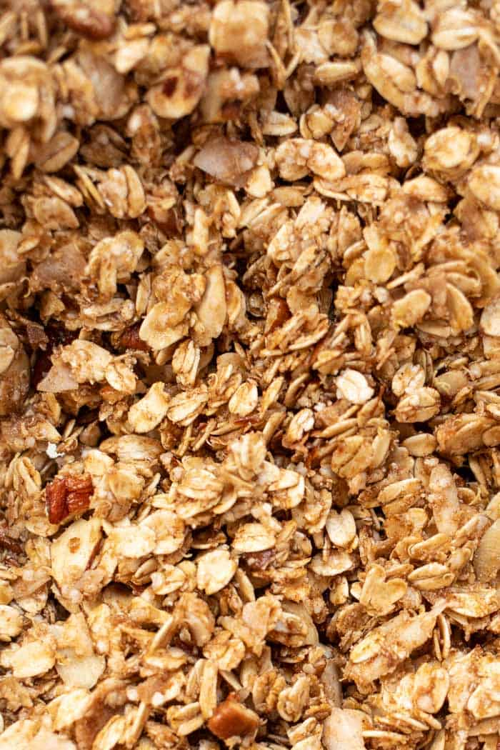Perfect Healthy Granola Recipe