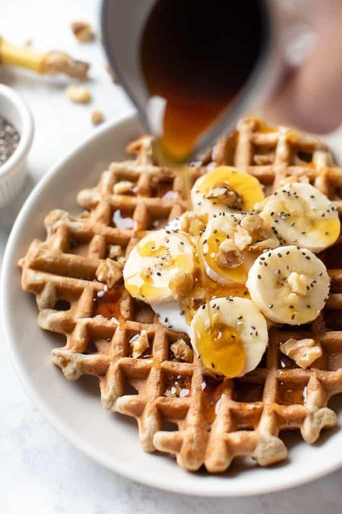 Best Quinoa Waffles Recipe