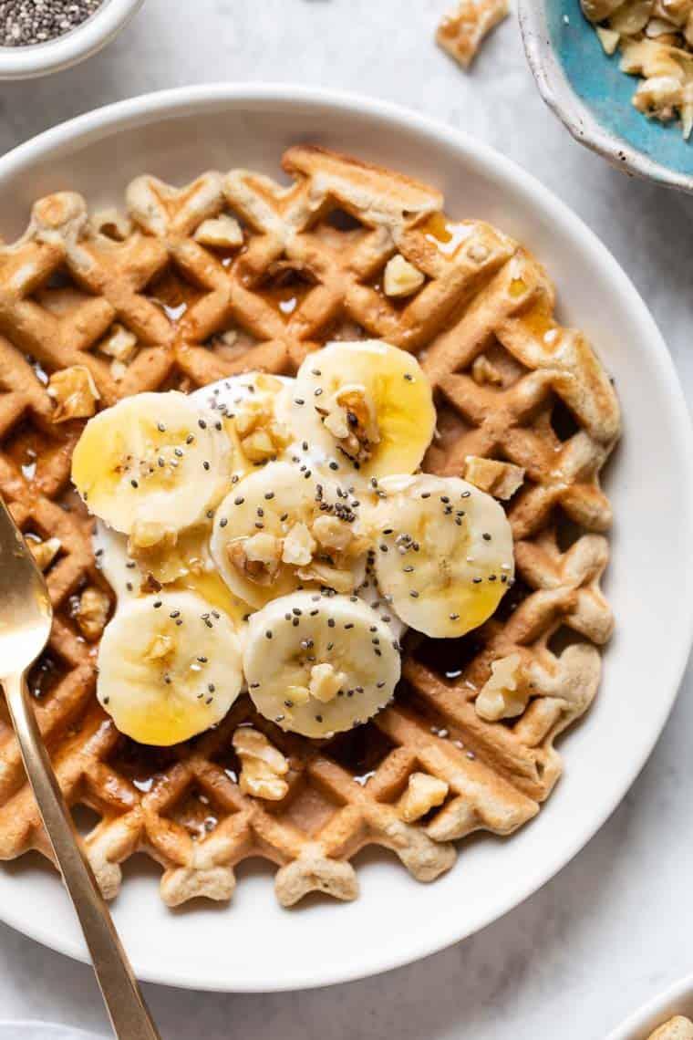 Gluten-Free Quinoa Waffles Recipe