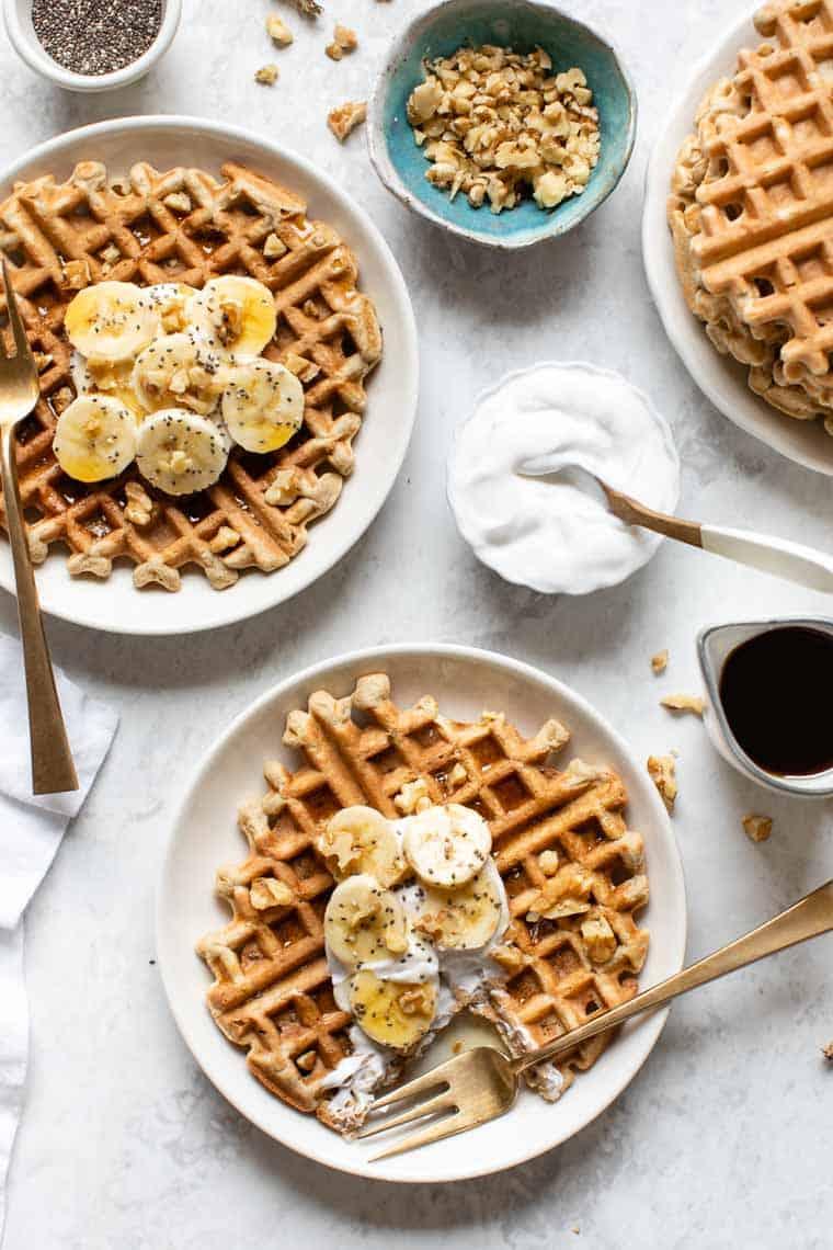 Fluffy Gluten-Free Waffle Recipe