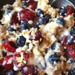 Fruit & Yogurt Quinoa Breakfast Bowl