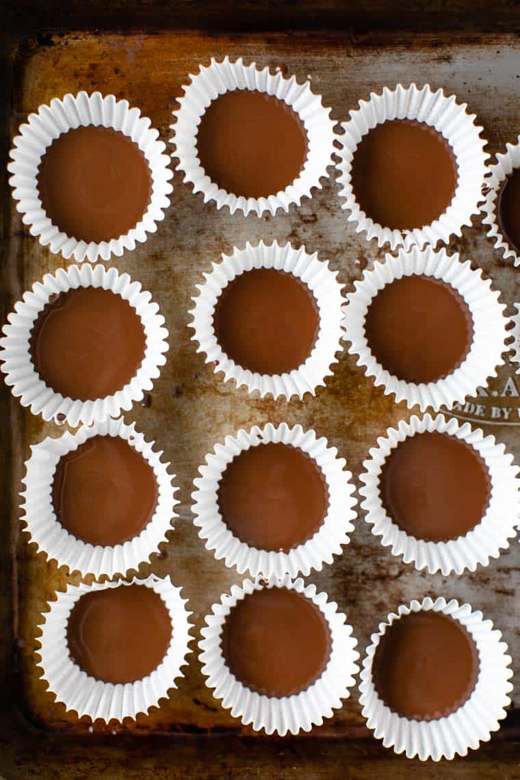 How to make Almond Butter Cups