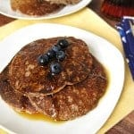 Gluten-Free Quinoa Buckwheat Pancakes