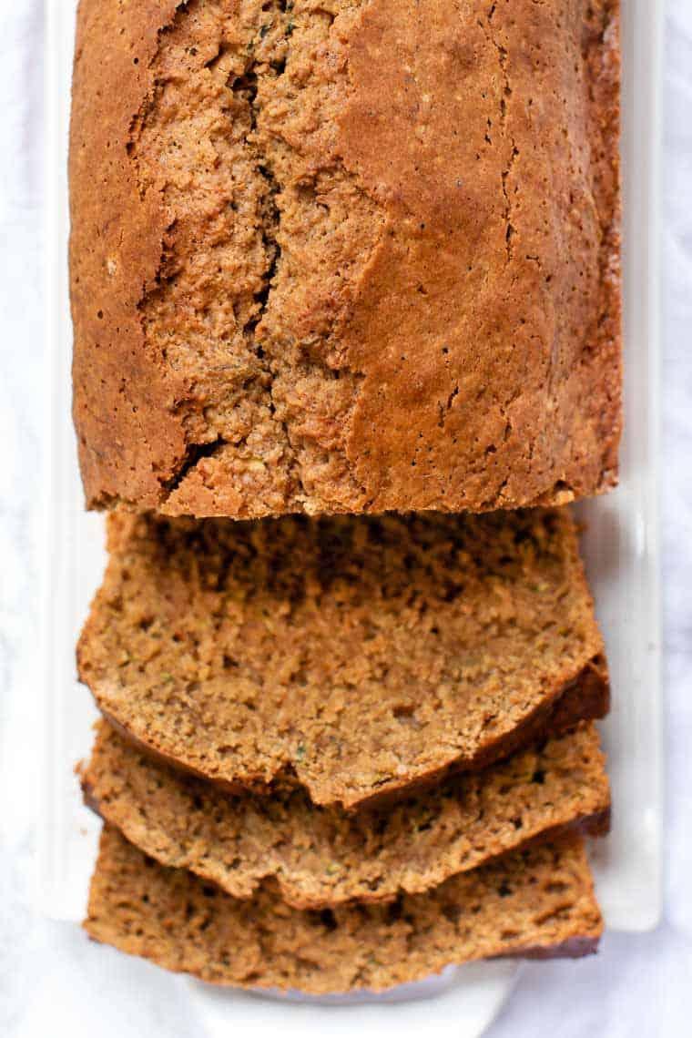 Best Gluten-Free Zucchini Bread