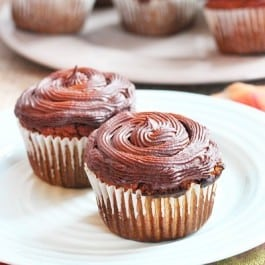 Grain-Free Pumpkin Cupcakes | Whole Life Nutrition Kitchen
