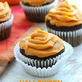 Grain-Free Chocolate Cupcakes