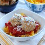 Rosemary Quinoa Meatballs