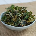 Spicy Raw Kale Chips
