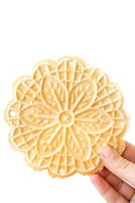 Gluten Free Pizzelle Recipe
