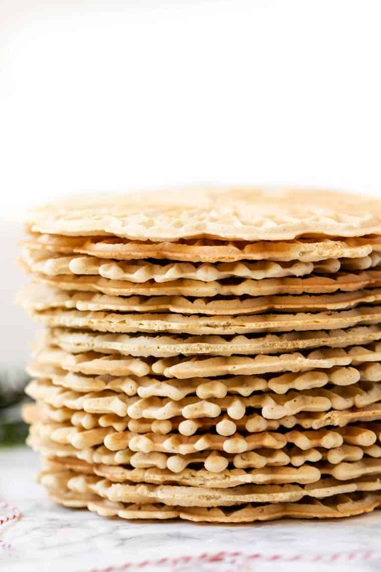 Best Healthy Pizzelle Recipe