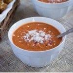 Quick & Healthy Tomato Bisque