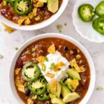 Best Slow Cooker Vegetarian Chili