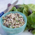 Creamy Coconut Chicken Salad