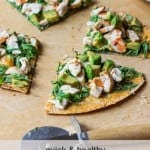 Quick & Healthy Gluten-Free Pizza