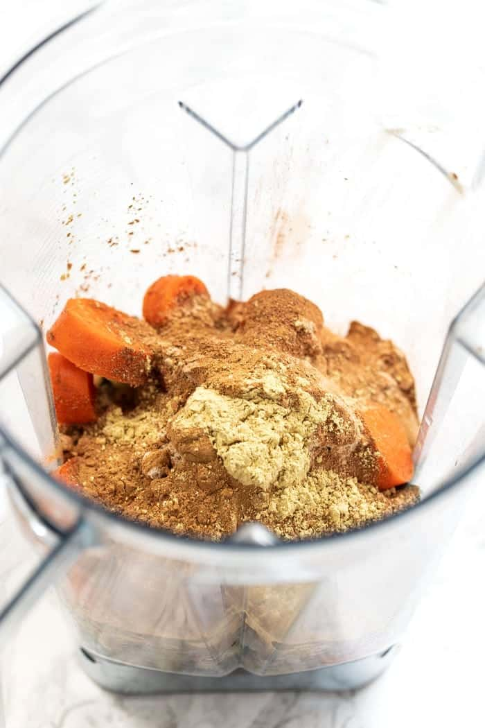 How to make a Carrot Cake Smoothie