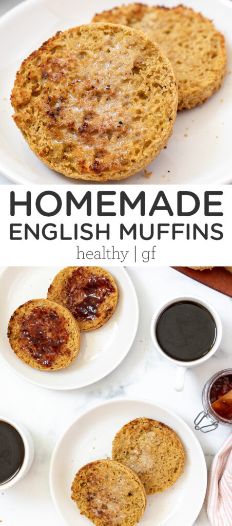 How to Make Gluten-Free English Muffins