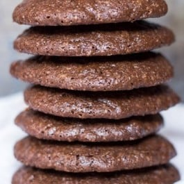 Dark Chocolate Quinoa Cookies