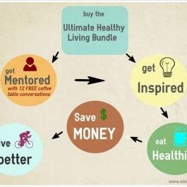 Get the Ultimate Healthy Living Bundle — just $19.98