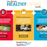 Biggest Healthy Living Sale of the year