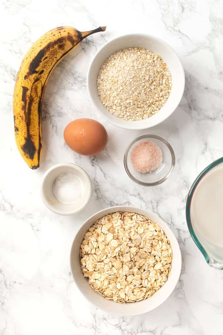 How to Make Banana Quinoa Pancakes