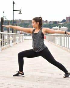 At Home Yoga Challenge