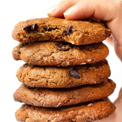 Best Quinoa Chocolate Chip Cookies