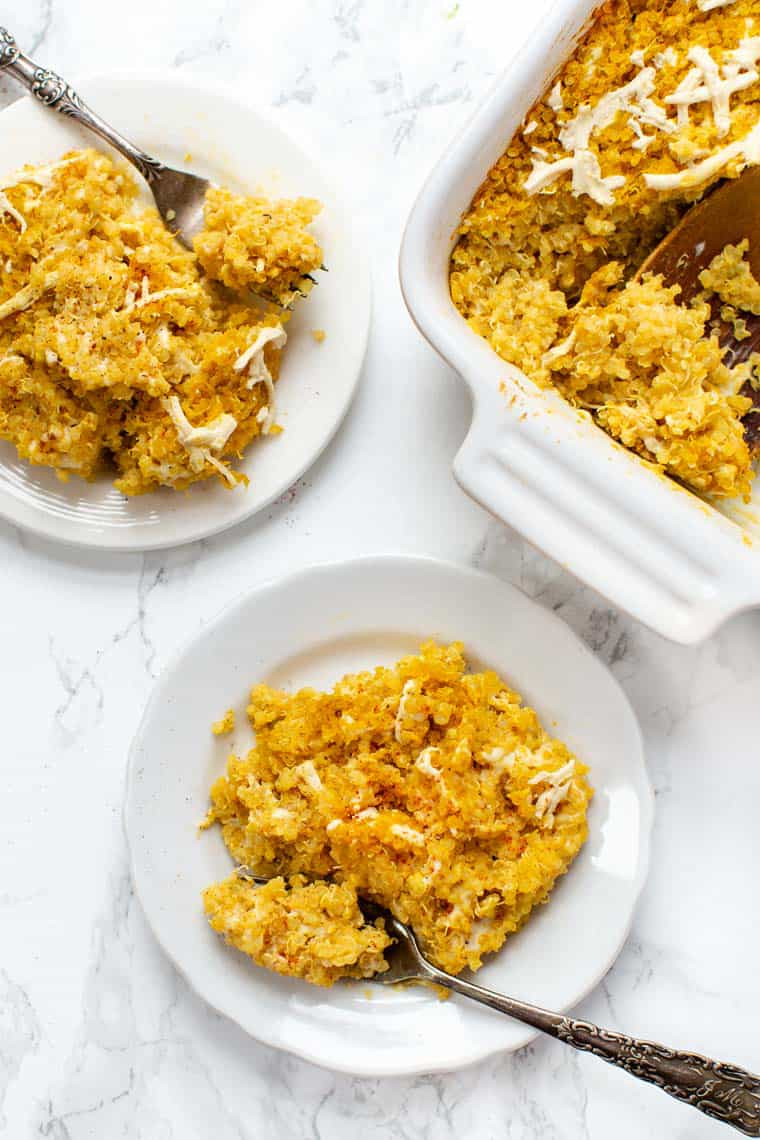 Quinoa Mac and Cheese Recipe