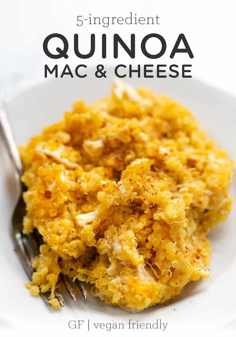 Quinoa Mac and Cheese Recipe Simply Quinoa