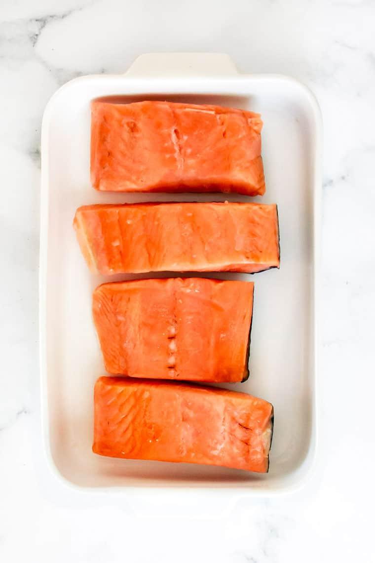 Wild Salmon vs. Farm-Raised Salmon