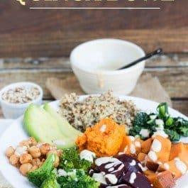 Nourishing Quinoa Bowl