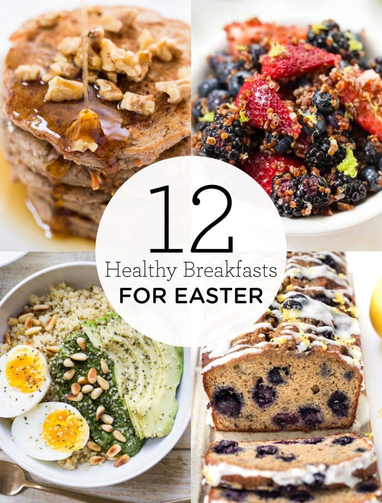 12 Healthy Quinoa Breakfasts for Easter