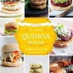 The Ultimate Quinoa Burger Recipe Roundup