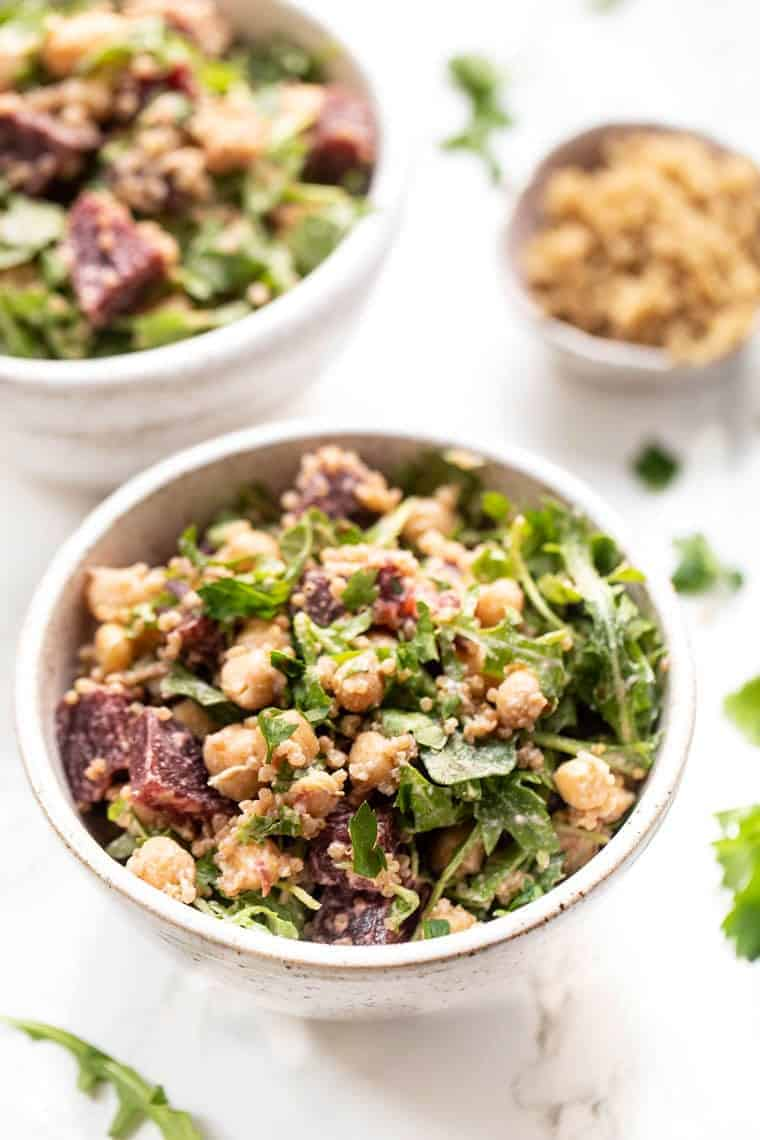 Easy Detox Quinoa Salad Recipe