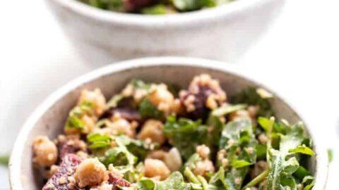 Healthy Quinoa Salad Recipe for Detox