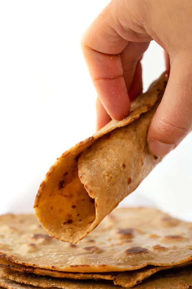 Best Homemade Gluten-Free Tortilla Recipe