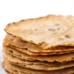 Quinoa Flour Tortilla Recipe