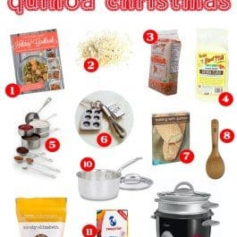 12 Days of Quinoa Giveaways