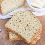 High Protein Quinoa Bread
