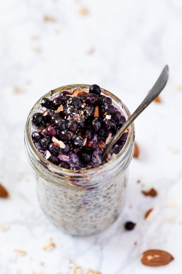 Easy Overnight Oats and Quinoa