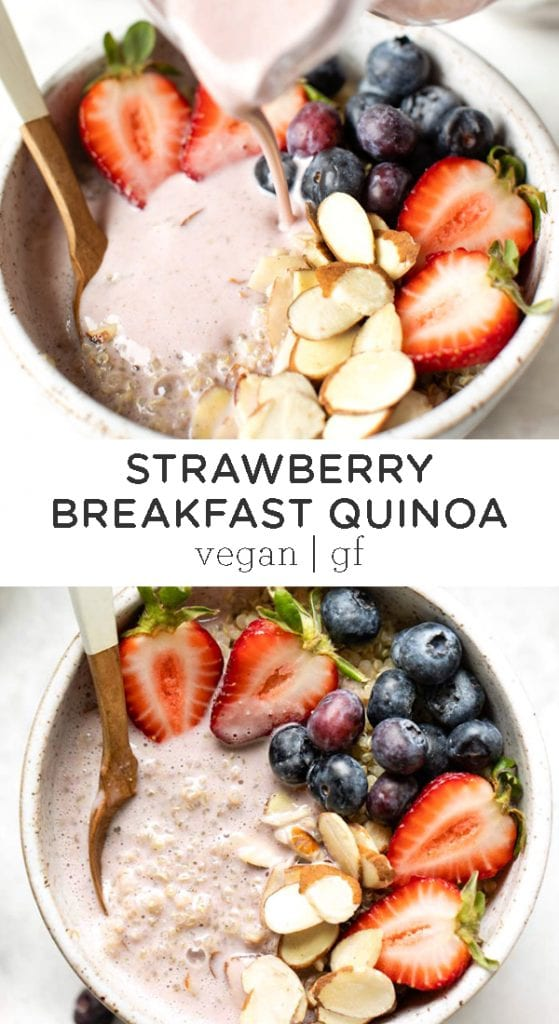 Strawberry Breakfast Bowl Recipe