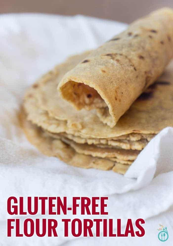 Gluten-Free Flour Tortillas - Healthy Quinoa Recipes