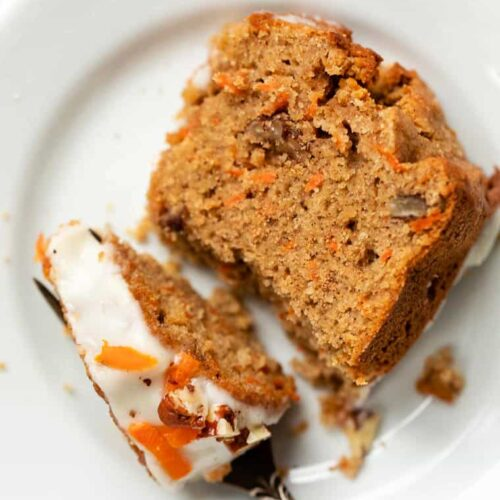 Easy Healthy Carrot Cake Recipe